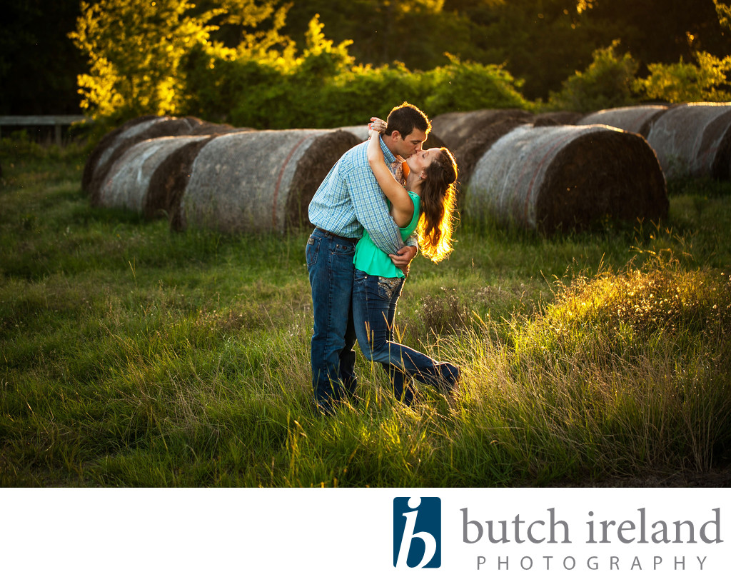 College Station engagement photography