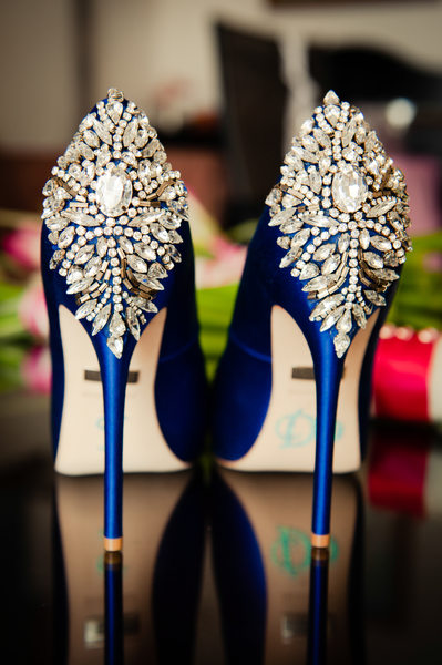 brides shoes gorgeous