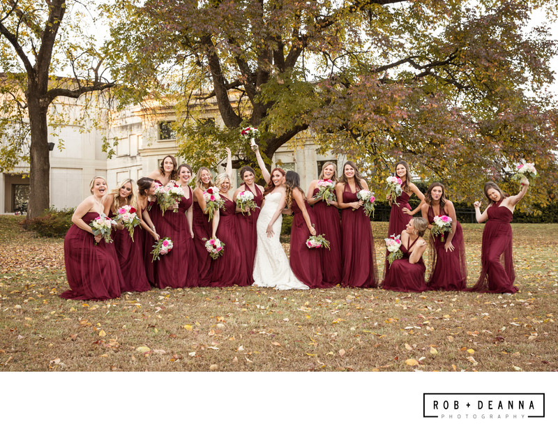 Brooks Museum Wedding Photographer Memphis
