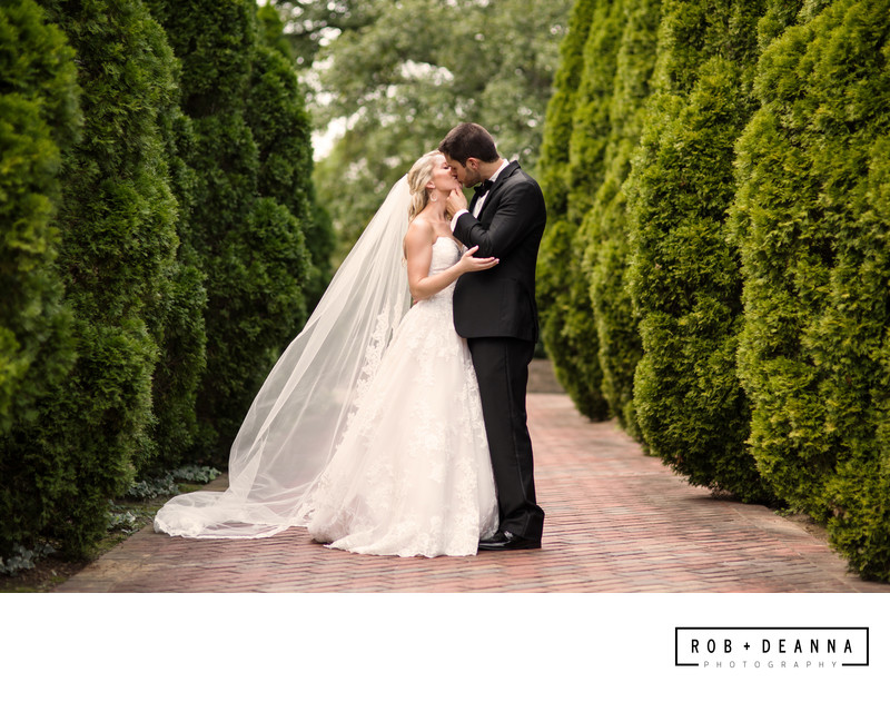 Memphis Wedding Photographers Botanic Gardens