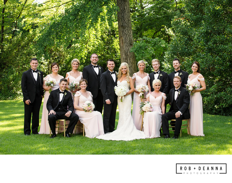 Annesdale Mansion Memphis Wedding Photographers