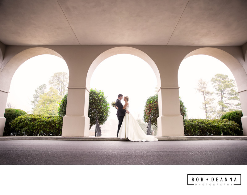 Memphis Wedding Photographers Chickasaw Country Club