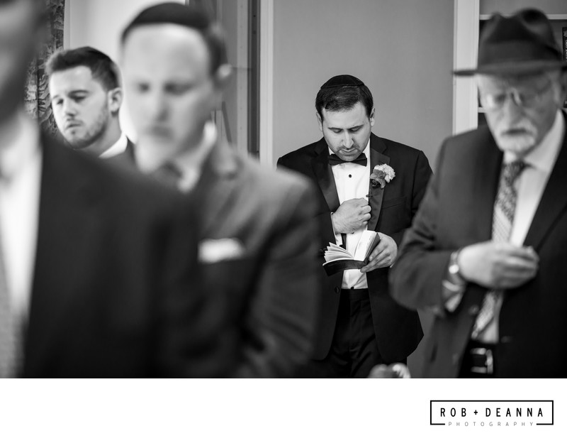 Memphis Jewish Wedding Photographer