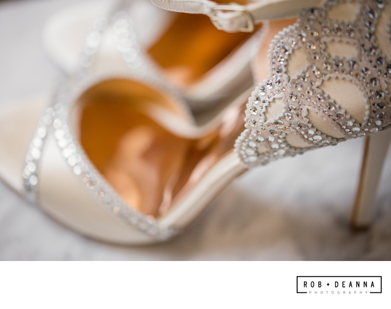 Memphis Wedding Photographer Shoe Detail