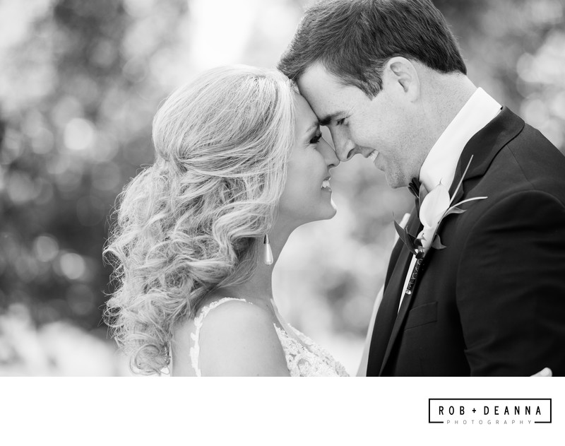 Memphis Wedding Photographer First Look Love
