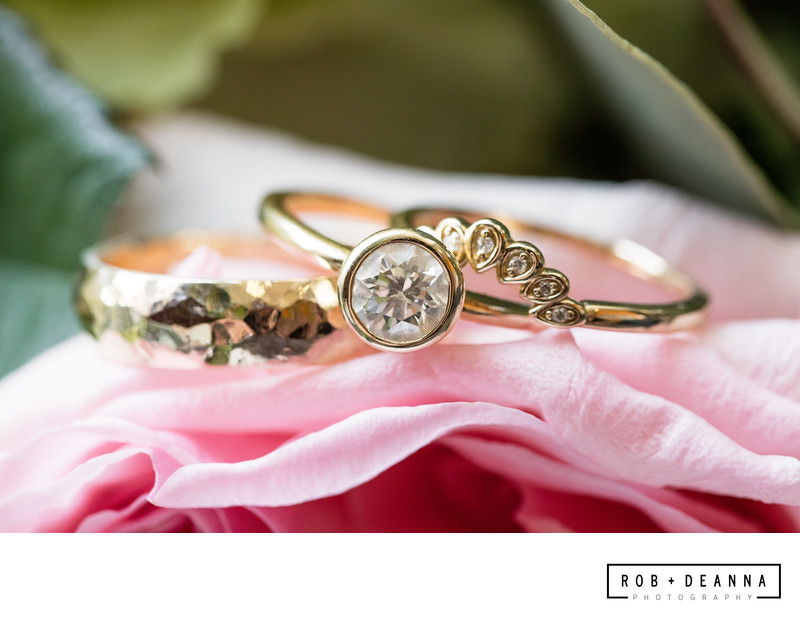 Memphis Wedding Photographer Lynn Doyle Flowers Rings