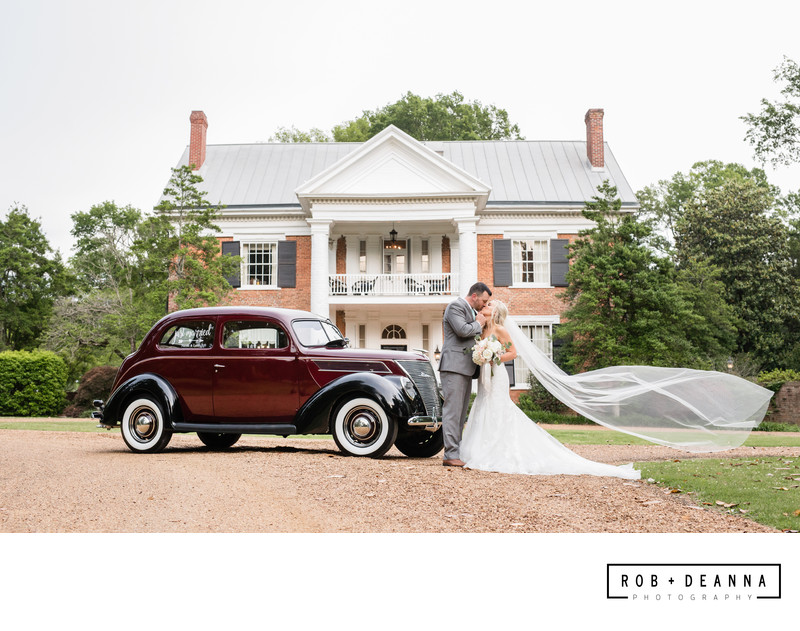 Memphis Wedding Photographer Cedar Hall House