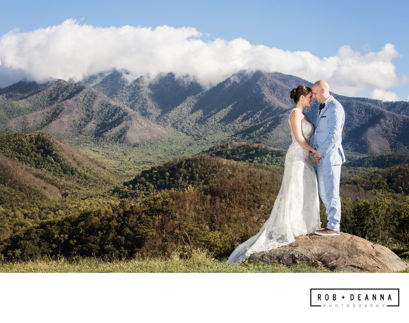 Tennessee Wedding Photographer Knoxville Gatlinburg