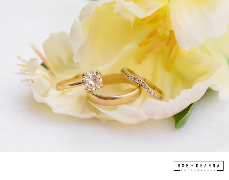Memphis Wedding Photographer Rings Everbloom