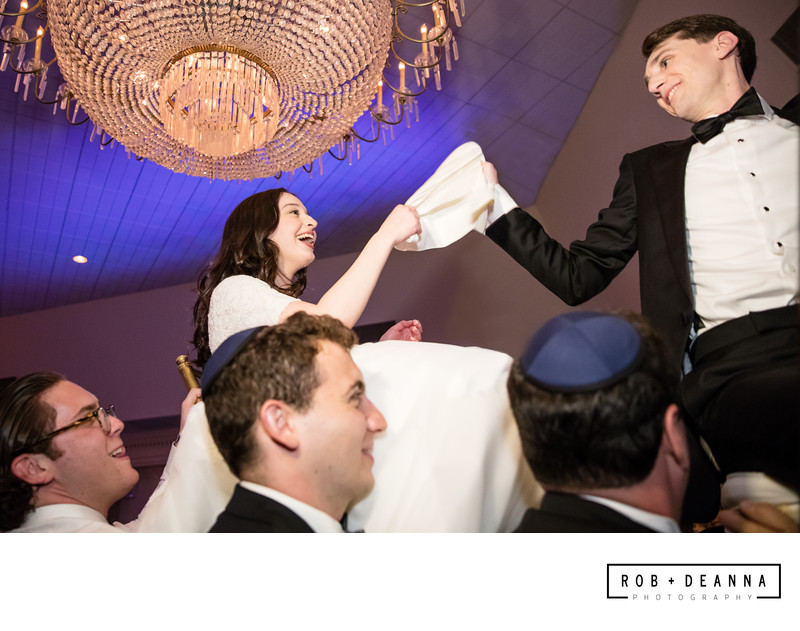Memphis Wedding Photography Jewish Hora