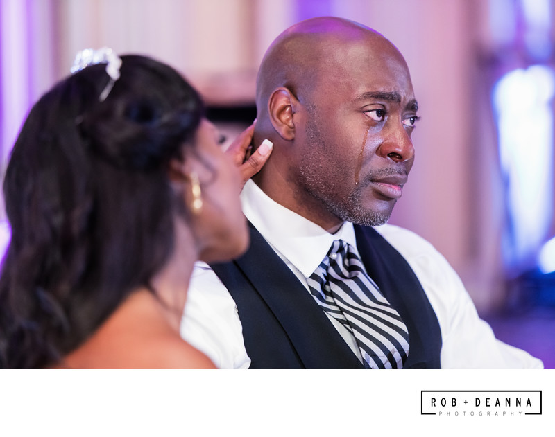Memphis Wedding Photographer Peabody Speeches