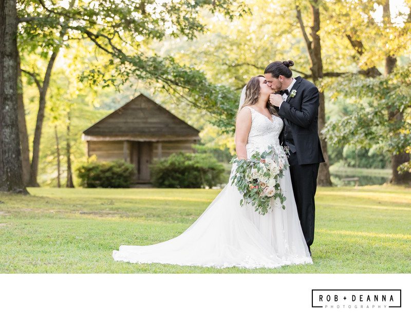 Memphis Wedding Photographers Heartwood Hall John Mark