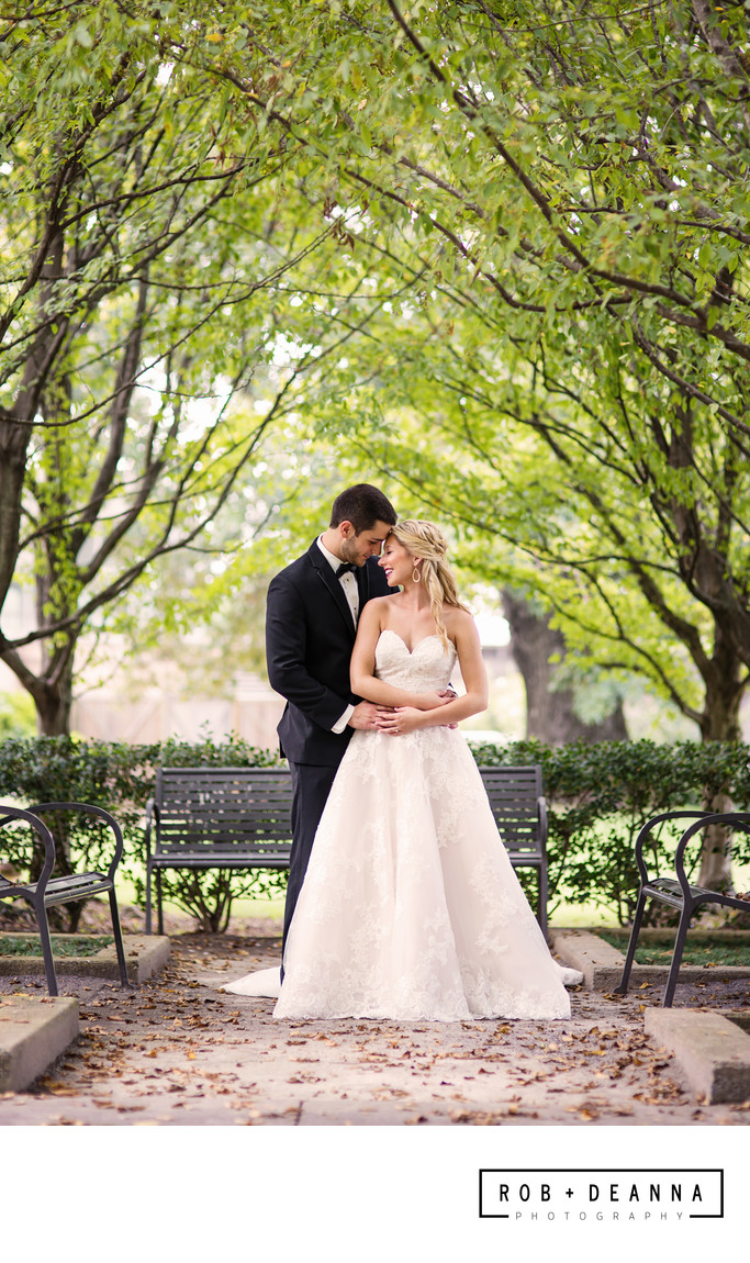 Memphis Botanic Gardens Weddings