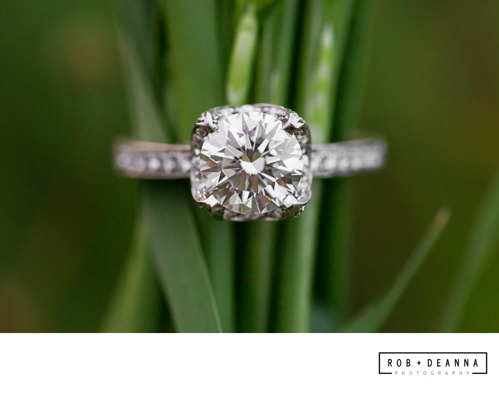 Memphis Wedding Photographers Ring Detail