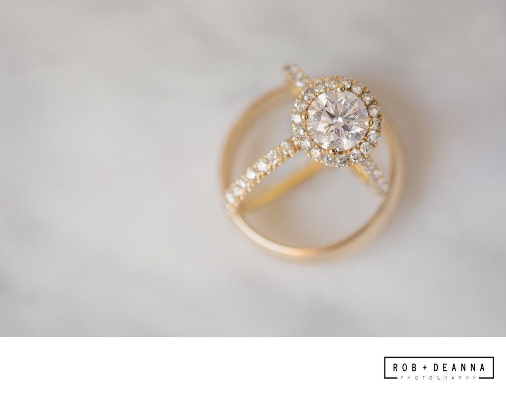 Memphis Wedding Photographer Ring Detail Shot