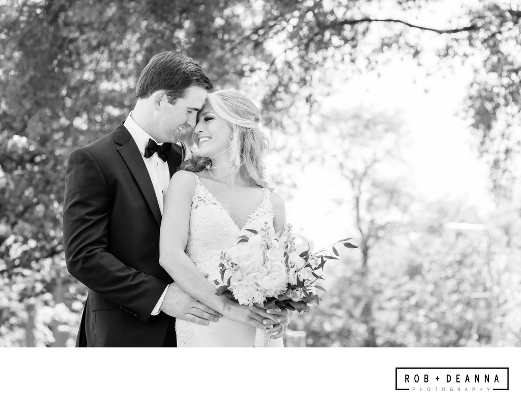 Memphis Wedding Photographer Wedding Portrait