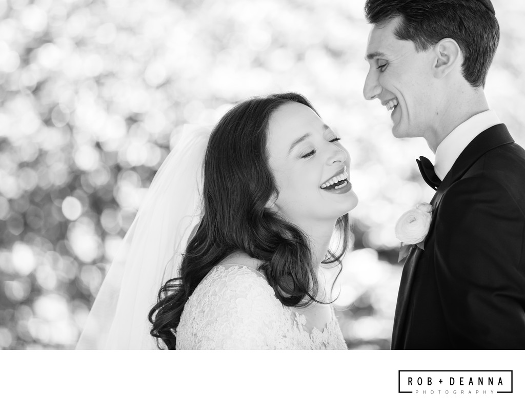 Memphis Wedding Photographer Baron Hirsch Laugh