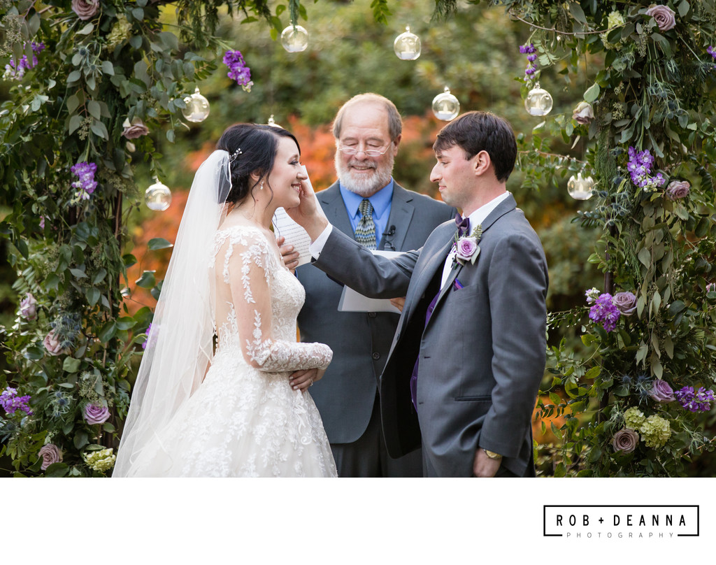 Memphis Wedding Photographer Zoo Wedding Ceremony