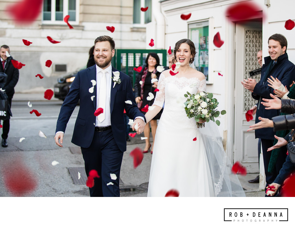 Memphis Wedding Photographer Europahaus Wien Vienna