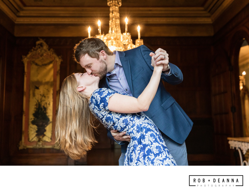 Memphis Wedding Photographer Annedale Mansion Dance