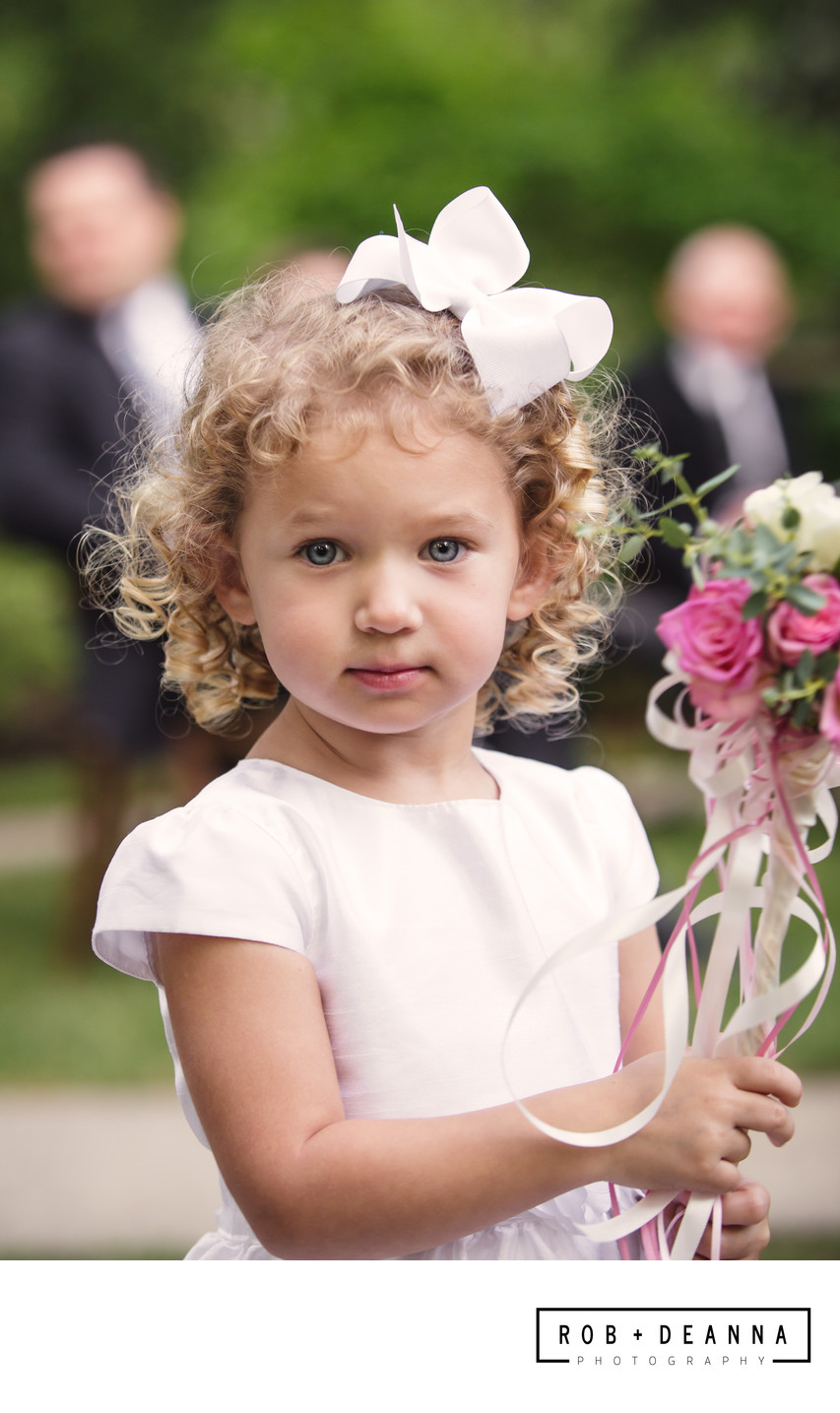 Memphis Flower Girl Photography