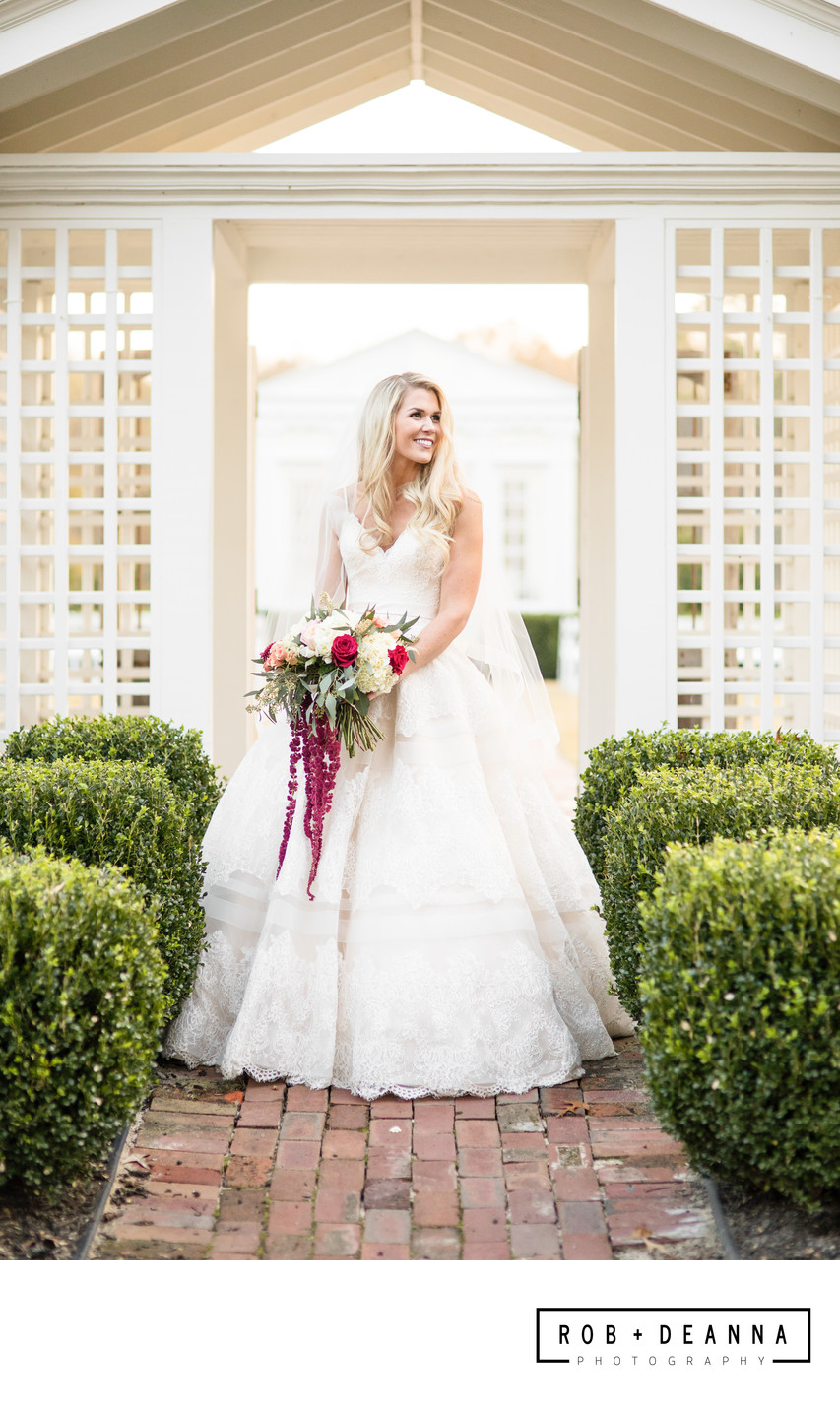 Memphis Wedding Photographers Heartwood Hall Bridals