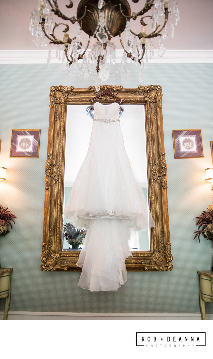 Memphis Wedding Photographer Cedar Hall Dress
