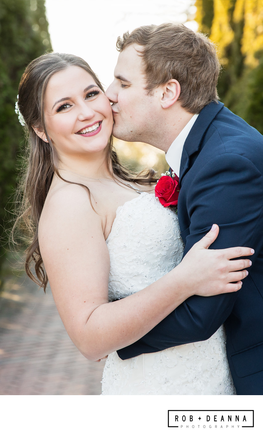 Top Memphis Wedding Photographer Botanic Garden