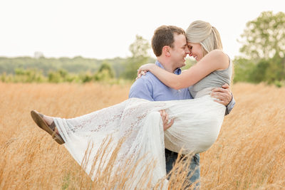 Memphis Engagement Photography Shelby Farms