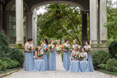 Top Memphis Wedding Photographer Annesdale Mansion Girls
