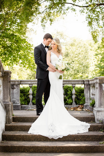 Memphis Wedding Photographers Brooks Museu