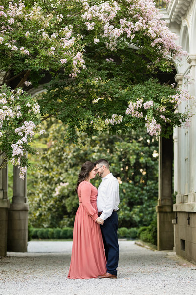 Memphis Wedding Photography Annesdale Mansion Spring