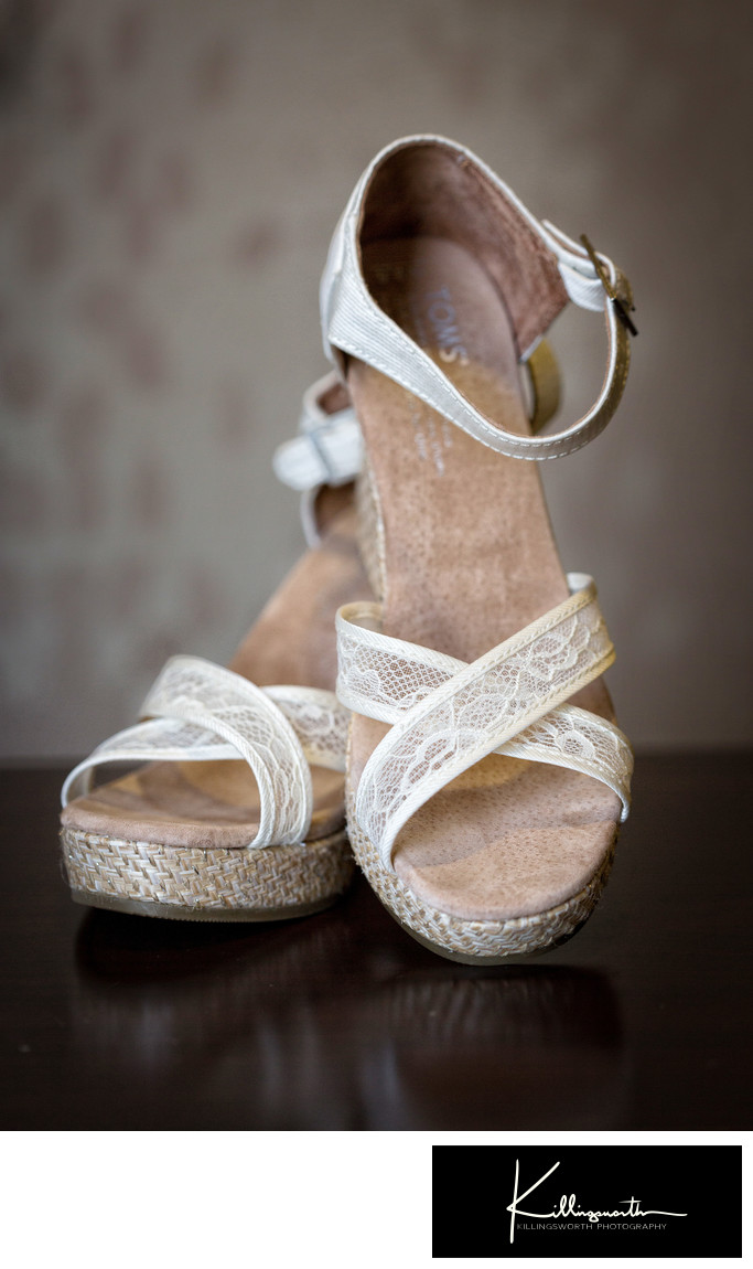 toms wedding shoes details photo