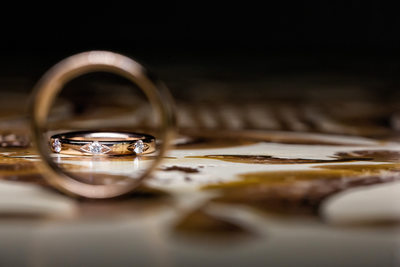 oak canyon ranch wedding ring photo
