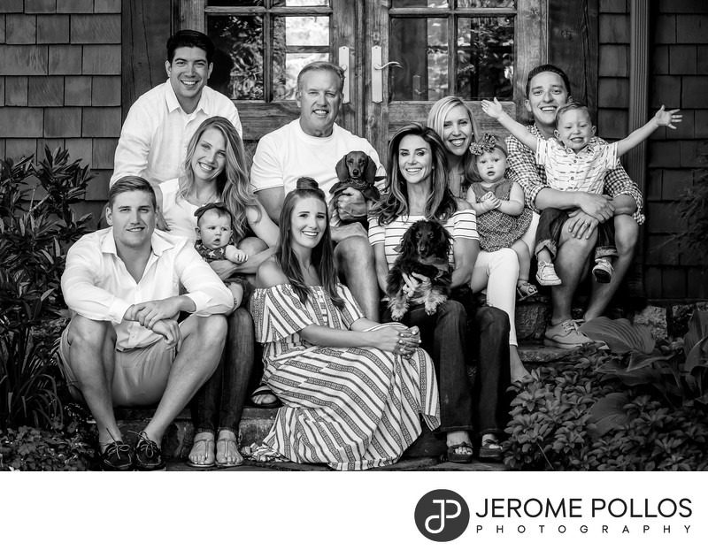 Home Large Family Portrait