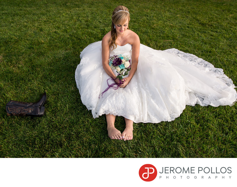 Barefoot Bride And Wedding Boot Elk Point Coeur d'Alene