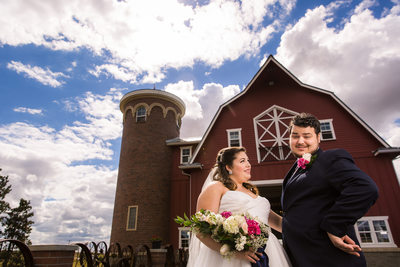 Sassy Groom And Bride Portrait Belles On The Bluff