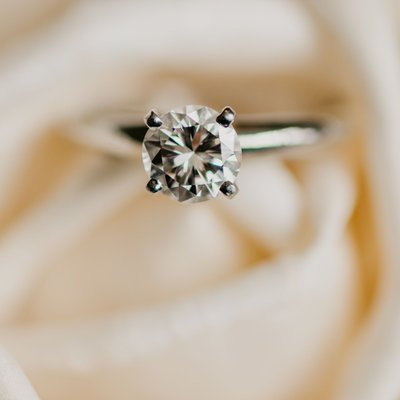 engagement ring photography for weddings