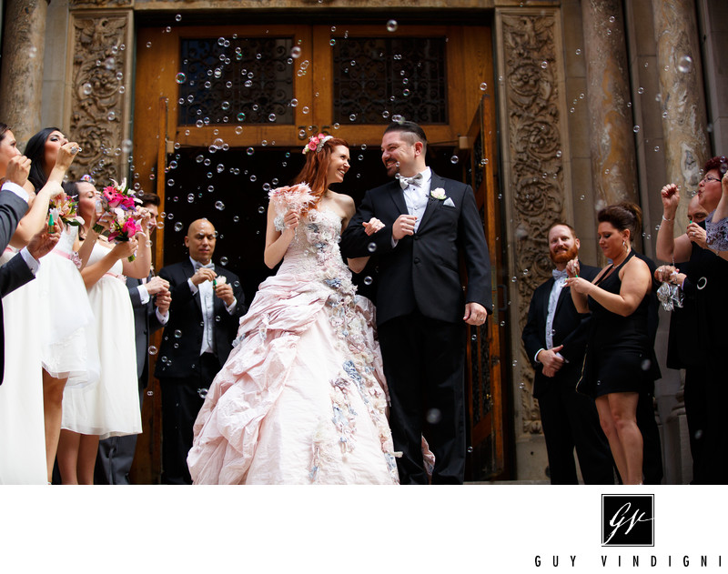 Best St Barts NYC Wedding Photographer