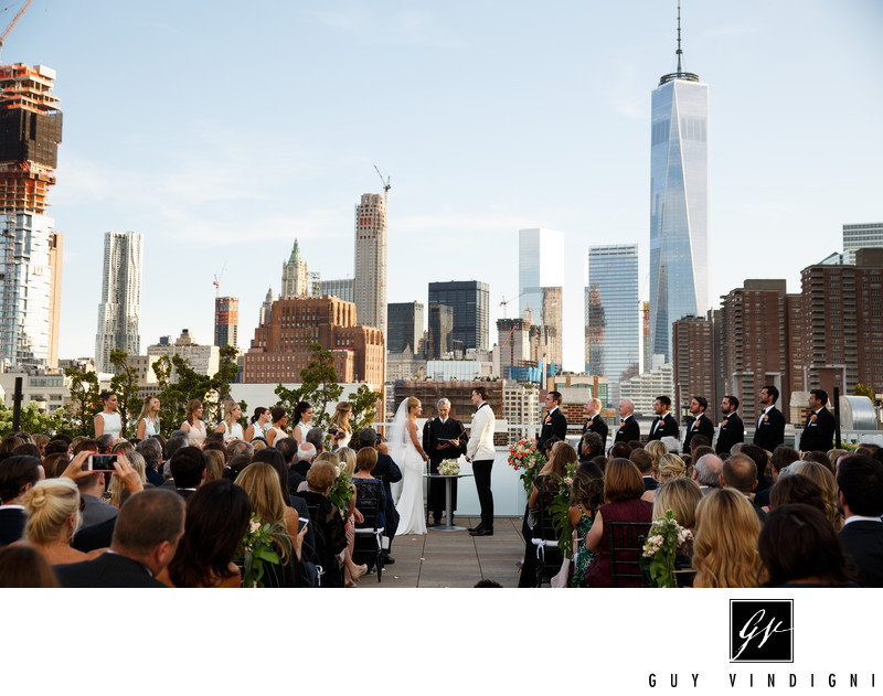 weddings at tribeca rooftop