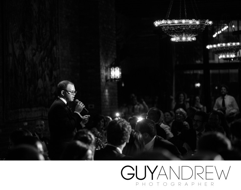 Bowery Hotel Wedding Reception Photos