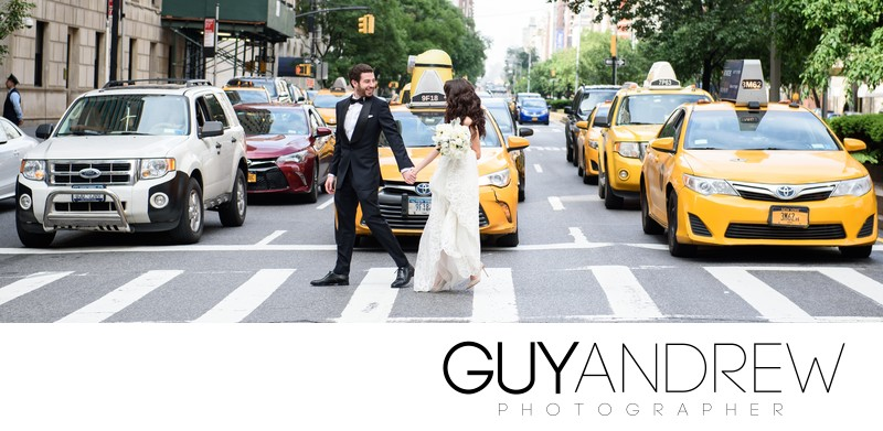 Mandarin Oriental New York Wedding Pics