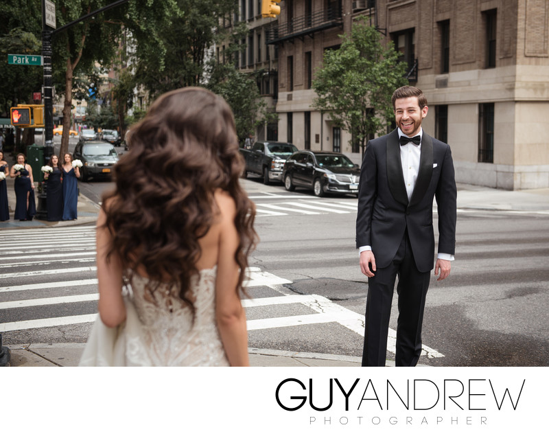 Park Ave NYC Wedding Pics