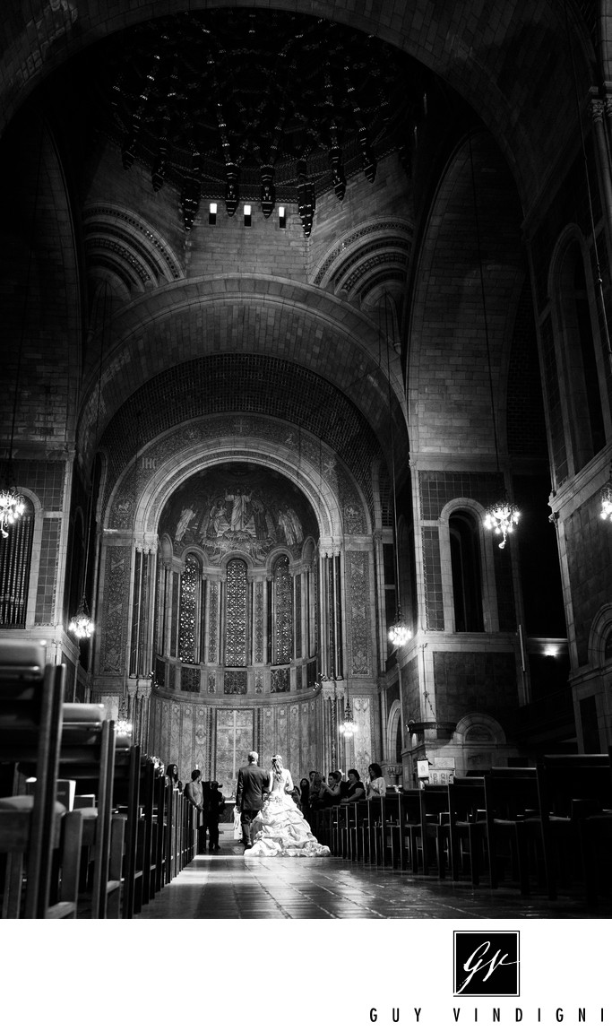 St Barts NYC Wedding Photos