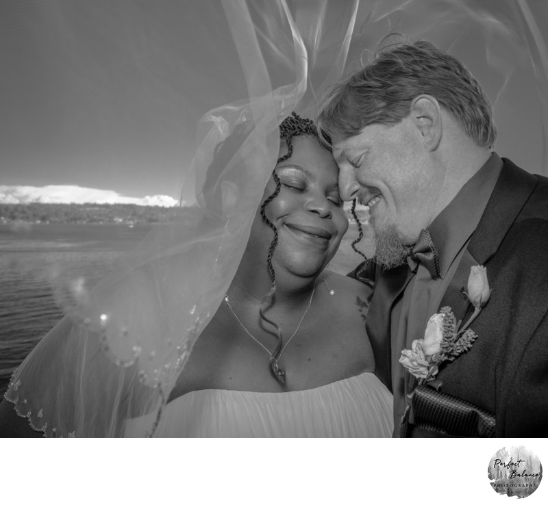 Bremerton Waterfront Wedding