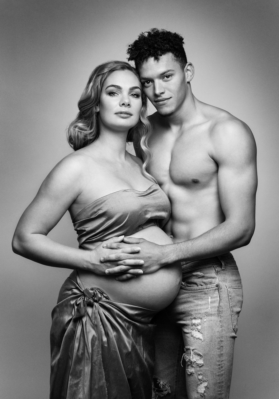 Best Couple Maternity Portrait Photographer Amsterdam
