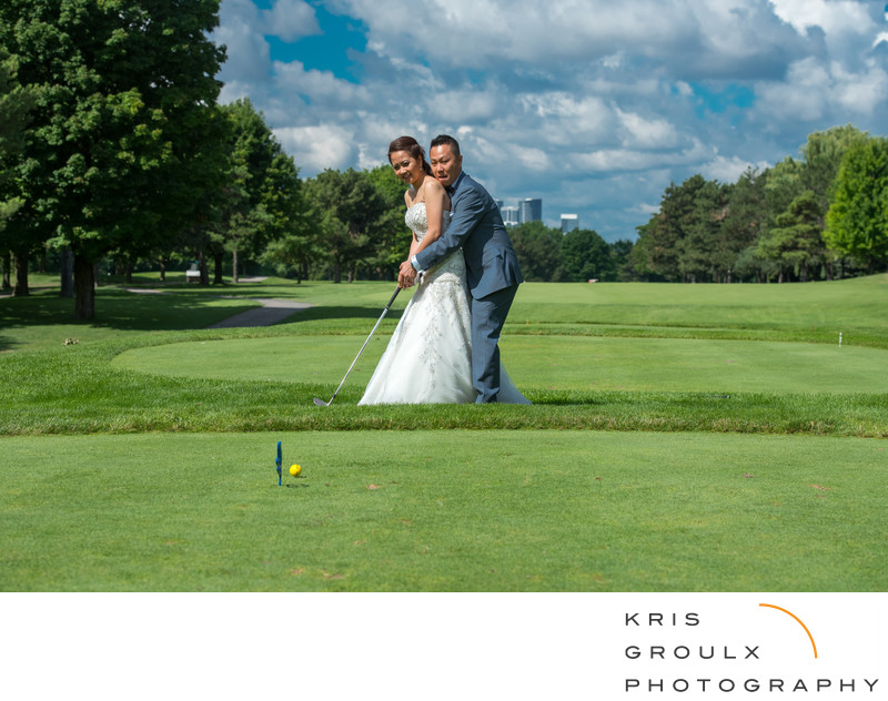Bayview country club wedding 2