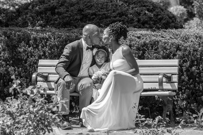 James Gardens wedding photography