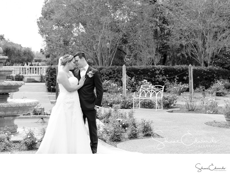 Leu Gardens Wedding Photos
