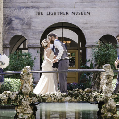 The Lightner Museum Wedding